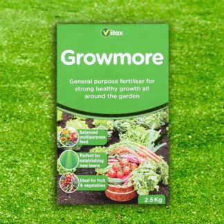 vitax growmore fertiliser 2.5kg
