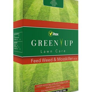 Vitax Green Up Lawn Feed & Moss Weed Killer