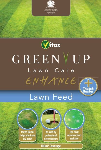 vitax green up lawn care enhance
